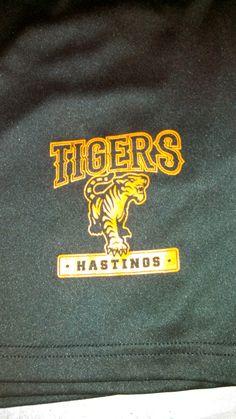 Hastings High School - Tigers - Hastings, NE - t-shirt - design - screen print - Kearney, NE - Shirt Shack