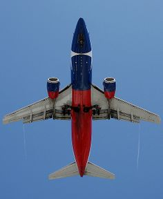 Southwest Airlines Lone Star 1