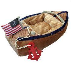 Chris Craft doggie bed...