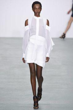 Antonio Berardi Spring 2017 Ready-to-Wear Fashion Show