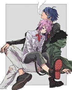 ヒプノシスマイク Character Aesthetic, Aesthetic Anime, Character Design, Manga Art, Anime Art, Animation Storyboard, Anime Friendship, Rap Battle, Manga Illustration