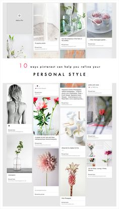 10 Ways Pinterest Can Help You Refine Your Personal Style