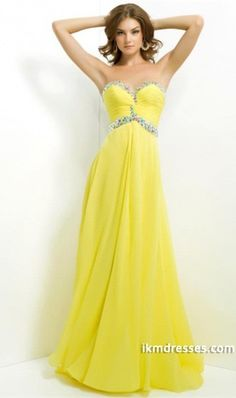 http://www.ikmdresses.com/Attractive-Prom-Dresses-Sweetheart-Pleated-Bodice-A-Line-With-Rhinestones-p84724