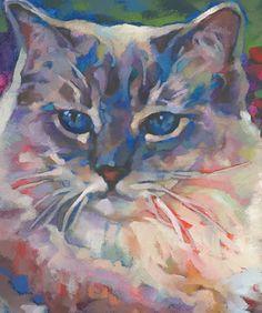 Louisiana Edgewood Art Paintings by Louisiana artist Karen Mathison Schmidt: A new chapter