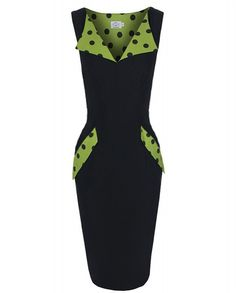 Oh My, this dress is gorgeous! I WANT! Chevy Pencil Dress by Diva