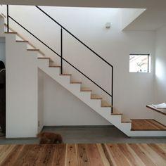Hiromさんの、吹き抜け,階段,Overview,のお部屋写真                                                                                                                                                                                 もっと見る