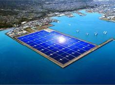 Japan's largest solar farm