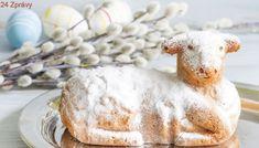 Velikonoční recepty: Nejlepší mazanec, beránek i nádivka s uzeným masem