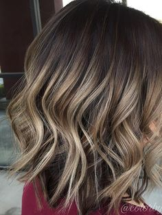 These 3 Hair Color Trends Are About to Be Huge for Brunettes New Hair Color Trends, New Hair Colors, Hair Trends, Hair Colour, Rose Gold Balayage, Bronde Balayage, Mushroom Hair, Wine Hair, Hair Goals