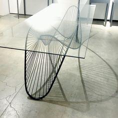 MAA I Spira Table Design #melikealtinisikarchitects