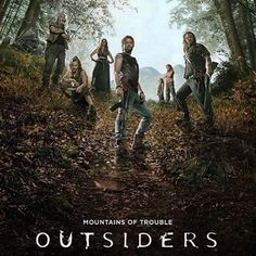 6 more days! Tuesday 26th! Outsiders! #outsiderswgn #wgnamerica