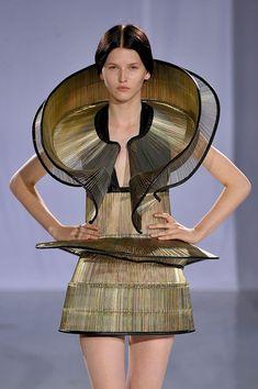 Iris Van Herpen F/W 2011 Couture