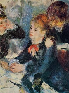 Pierre Auguste Renoir - At the Milliner's