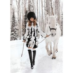 Winter Wonderland ❤ liked on Polyvore featuring people, models, backgrounds, pictures and photos