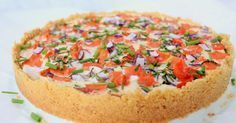 Cooking Recipes, Healthy Recipes, Diet Recipes, Healthy Food, Bruschetta, Love Food, Tart, Cheesecake, Food And Drink
