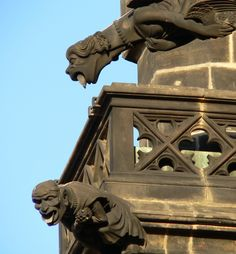 https://flic.kr/p/4fZy9r   Gargoyles   From the royal cathedral in Prague, April 2007