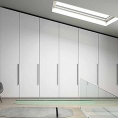 Luxury, amazing white 'Isabella' Wardrobe. Elegant, beautiful, contemporary. High quality Materials by My Italian Living.