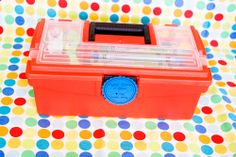 Armelle Blog: easter basket toolbox...