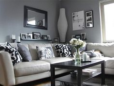 Living Room Decorating Ideas on a Budget  - Nice ikea idea... @Michael Dussert Dussert Dussert Dussert Dussert Dussert Aguinaldo