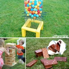 19 Family Friendly Back Yard Ideas For Making Memories - Together - One Crazy House