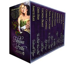 Historical Romances: Fabulous Firsts: A Boxed Set of Eleven Full-Length Series-Starter Novels (Jewels of Historical Romance) - Kindle edition by Cheryl Bolen, Lucinda Brant, Glynnis Campbell, Tanya Anne Crosby, Colleen Gleason, Danelle Harmon, Brenda Hiatt, Lauren Royal, Laurin Wittig, Cynthia Wright, Annette Blair. Romance Kindle eBooks @ Amazon.com.  $.99 FOR THE SET!