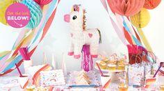 Unicorn & Rainbow - Get The Look