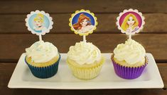 Cupcake Diaries My favorite Disney princess growing up was Princess Aurora. The movie Sleeping Beauty was a little scary, but I sure loved Aurora! Cinderella came in close second as a favorite. I still love all the Disney princesses and that there are so many new ones since I was a kid! (Do you have...Read More »