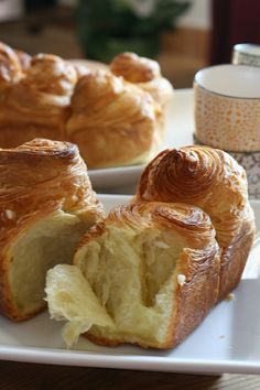 starving: Puff bun Mr Conticini the Thermomix (or not! Thermomix Bread, Thermomix Desserts, Cooking Chef, Cooking Time, Cooking Recipes, Cooking Classes, Chefs, Desserts With Biscuits, Brioche Bread