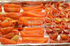 Roast Tomato Soup Recipe, Roasted Tomato Soup, Tomato Soup Recipes, Roasted Tomatoes, Carrots, Vegetables, Cooking, Food, Kitchen