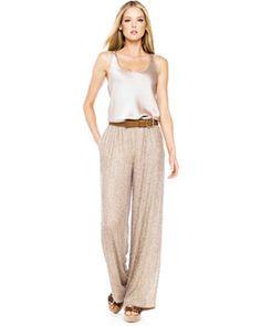 who doesn't need beaded harem pants?