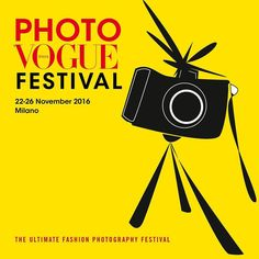 "Get ready on November 22nd we will launch the first edition of the Photo Vogue Festival: at Palazzo Reale - the legendary #PaoloRoversi and #ManRay; at #BaseMilano - ""The Female Gaze"" which features the works of young female photographers who are revolutionising the way the female body is represented in fashion and a scouting initiative launched through PhotoVogue with a panel of internationally acclaimed judges whose outcome will result in an exhibition and for one lucky photographer the…"