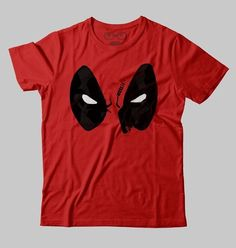 Deadpool t shirt Deadpool T Shirt, Super Hero Shirts, Cute Shirts, Funny Shirts, Camisa Nerd, Love Shirt, Shirt Style, Marvel Shoes, Stylish Clothes