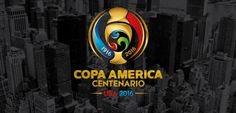 Copa America Centenario 2016 groups fixtures & official match ball
