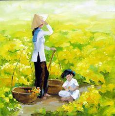 art; Hà Huỳnh