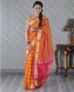 25af85e071fd3 17 Best Gunjan wedding saree images