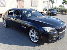 Used 2012 BMW 740Li For Sale | Bodystyle: Sedan Doors: 4 door Engine: 3.0L I-6 cyl Drive Line: Rear-wheel Drive Transmission: A/T Exterior Color: Carbon Black Interior Color: Black Mileage: 34,730 miles VIN: WBAKB4C55CC576281 Model Code: 127F Stock #: CC576281