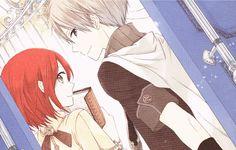 心のダム, Snow White with the Red Hair
