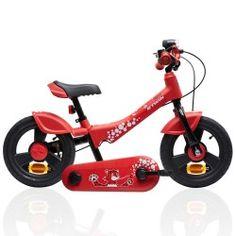 Bicicleta sin pedales transformable en bicicleta 12