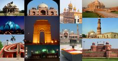 2 Famous Places not to be Missed When in Delhi - goo.gl/gblUcd