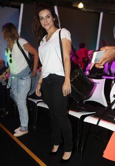 Cleo Pires em evento em São Paulo (Foto: Iwi Onodera / EGO)
