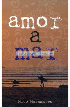 AMOR A MAR .......  ........  Esta colección de relatos y una novela corta tienen el surf como telón de fondo, pero al final se reflexiona en ellos sobre cuestiones mucho más profundas. ¿Cuál es nuestro lugar en el mundo? ¿A qué playa nos lleva la ola de la vida?