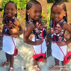 Excellent Screen kids Braided hairstyles Tips Braided hairstyles are extremely well-liked nowadays. I know that after you have been young, ones mo Little Girl Braid Styles, Little Girl Braid Hairstyles, Toddler Braided Hairstyles, Kid Braid Styles, Little Girl Braids, Girls Natural Hairstyles, Toddler Braids, Baby Girl Hairstyles, Black Girl Braids