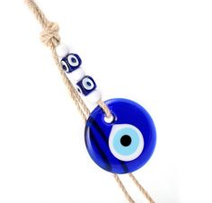 Turkish Evil Eye Good Luck Amulet