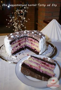 Hungarian Recipes, Blueberry Cheesecake, Cheesecakes, Sweet Recipes, Dessert Recipes, Food And Drink, Favorite Recipes, Sweets, Baking