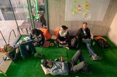 #Coworking #Colaboracion Foto: Otografías @otografas