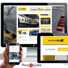 http://www.Econocar.com Limpieza de vehículos posicionada a nivel local y provincial por http://www.proyectizate.com y http://www.araceligisbert.com