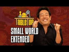 Wil Wheaton and guests, Sean Plott (host of Day9TV and Geek & Sundry's Metadating), Grant Imahara (Mythbusters), and Jenna Busch (geek blogger, writer and host) play Small World!