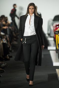 Ralph Lauren Fall 2017 Ready-to-Wear Fashion Show Collection