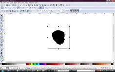 Using Inkscape to easily create SVG files