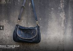 Grain leather handbag by Tyssen Paris Www.tyssenparis.com